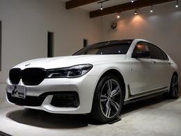 BMW 7シリーズ 740Li Mスポーツ 1オーナー ベージュ革 Mパフォーマンス