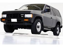 日産 テラノ V6-3000 R3M 4WD 3ドア サンルーフ 新品タイベル交換済