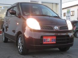 日産 モコ 660 E 走行距離無制限 2年間保証 対象車