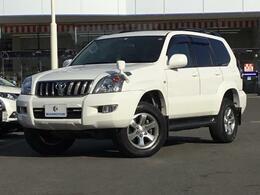 トヨタ ランドクルーザープラド 2.7 TX リミテッド 60thスペシャルエディション 4WD 修復歴無 ワンオーナー 定期点検記録簿