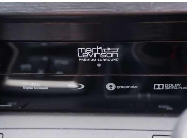 メーカーオプション★マークレビンソンプレミアムサラウンドサウンドシステム(15スピーカー♪)臨場感溢れるサウンドをお楽しみ頂けます。  OP価格約21.7万