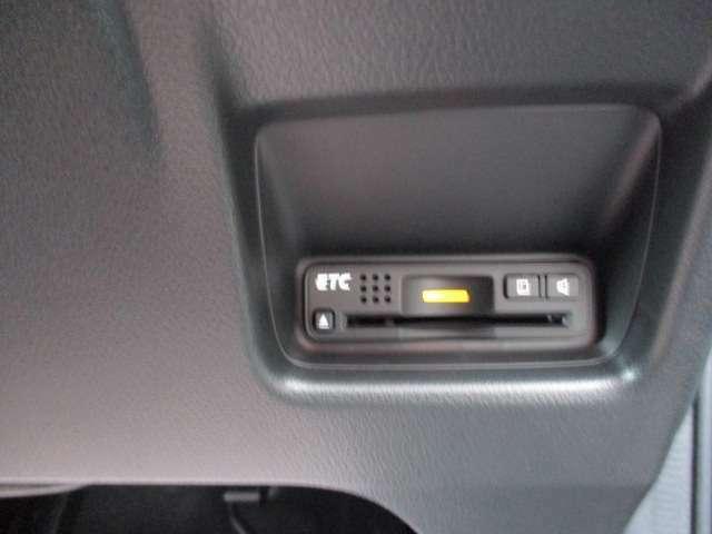 高速道路で便利なETC装備です。セットアップもお任せ下さい ! !