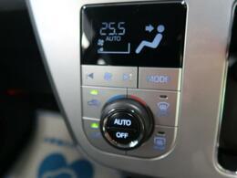 オート機能付きで季節を問わず車内を一定の温度に保ちます!