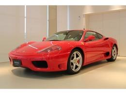 フェラーリ 360モデナ F1 33412 クラッチTベル交済3オーナーEXプレ