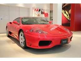 初めてフェラーリにお乗り頂くに最適なお車です