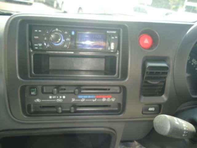 4WD&ミュージックプレーヤー&エアコン装備しております!