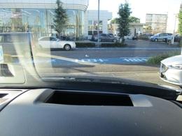 ■アクティブドライビングディスプレイ目線を動かさずスピードメーターやナビなどの走行情報を読み取れ安全に運転を楽しめます!