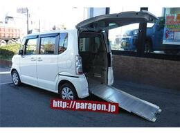 ホンダ N-BOX+ 660 G Lパッケージ 車いす仕様車 ナビBカメラ左電動スライド