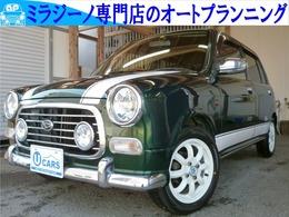 ダイハツ ミラジーノ 660 ミニライトスペシャルターボ 5速MT 新規クラッチ・タイベル交換