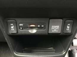 ETC、シートヒーター装備で高速道路や寒い日の運転を快適にしてくれます。