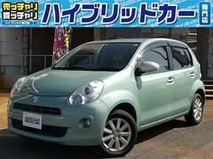 トヨタ パッソ の中古車 1.3 プラスハナ 福井県鯖江市 19.8万円