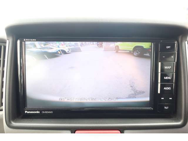 ストラーダSDナビ&フルセグTV&DVDビデオ&SD&CD録音&ブルートゥース&USB&バックカメラ付き♪