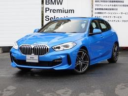 BMW 1シリーズ 118i Mスポーツ DCT ナビpkg・サンルーフ・18AW・HUD
