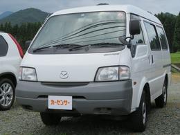 マツダ ボンゴバン 1.8 DX 低床 4WD コラムAT パワーウィンドウ