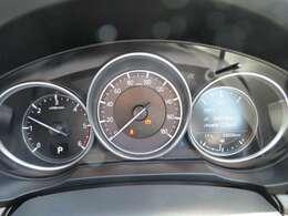 燃費や走行可能距離も表示します