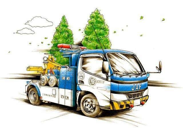 Aプラン画像:ロードサービスは24時間全国どこでも可能。JAF会員優待全国優待施設での特典♪旅行などでも大活躍です♪