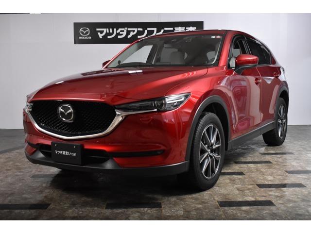 CX-5人気のカラー【ソウルレッドクリスタル】入荷しました!安心のマツダ認定U-CARです。