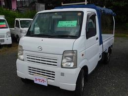 マツダ スクラムトラック 660 エアコン パワステ ホロ付き