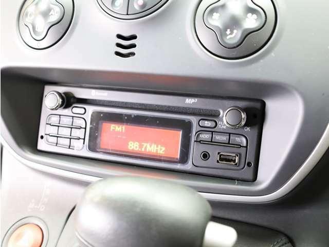 ■純正CDオーディオ ■USB入力端子 ■オーディオサテライトスイッチ