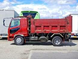 車両総重量13525kg 最大積載量7200kg