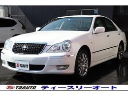 トヨタ クラウンマジェスタ 4.3 Cタイプ 後期型/サンルーフ/レザーシート/純正ナビ