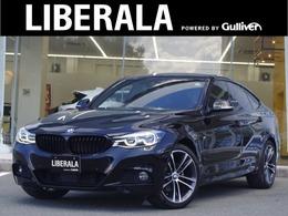 BMW 3シリーズグランツーリスモ 320d xドライブ Mスポーツ ディーゼルターボ 4WD 1オーナー ACC 黒革シート 純正19AW