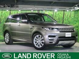 ランドローバー レンジローバースポーツ HSE (ディーゼル) 4WD 認定 オックスフォードレザー リモート