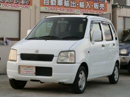 スズキ ワゴンR 660 FM 1DINオーディオ T-チェーン式エンジン233