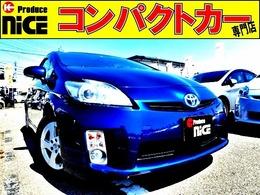 トヨタ プリウス 1.8 S 純正ナビ・DVD・ETC・スマートキー・フォグ