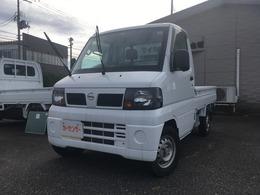 日産 クリッパートラック 660 DX 4WD 車検残R3年10月 法定整備付き