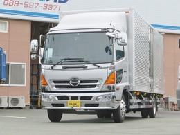 日野自動車 レンジャー 2.65t ドライバン P/G 内寸-長677x幅219x高223