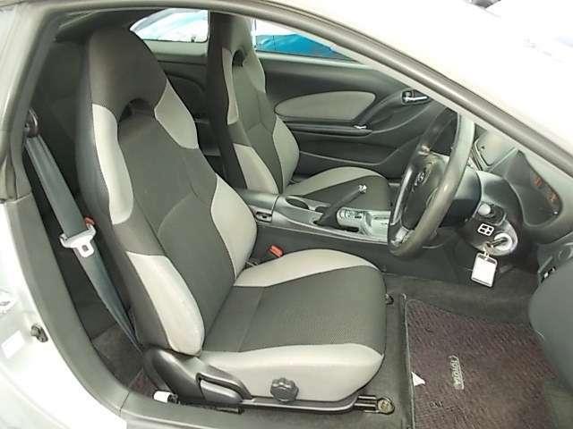 フロントシートのコンディションも良好です!シートが引き締まってかっこいいです♪♪お問い合わせはお気軽に027-343-4190.sankyo8585@net.email.ne.jp☆
