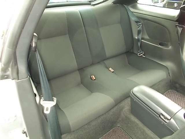 リアシートのコンディションも良好です!黒色のシートが引き締まってかっこいいです♪♪お問い合わせはお気軽に027-343-4190.sankyo8585@net.email.ne.jp☆