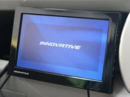 ●【ポータブルTVモニター】装備!フルセグ視聴が可能な7インチモニターです♪リモコン付き!