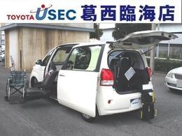 トヨタ ポルテ 1.5 X ウェルキャブ 助手席リフトアップシート車 Bタイプ TSS ICS スマートキー 車いす付