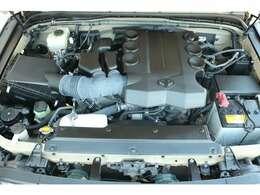 1GR-FEエンジン搭載!V6、4000CC!!