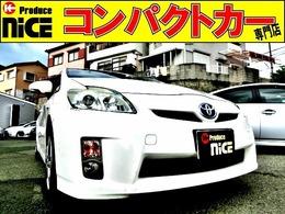 トヨタ プリウス 1.8 S 純正ナビ・TV・ETC・スマートキー・フォグ
