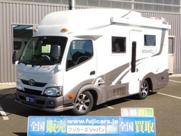 トヨタ カムロード キャンピングカー LTキャンパーズ レガードNEO+ ディーゼルTB 4WD
