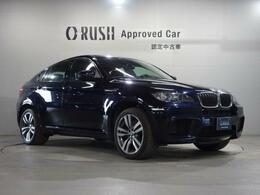 BMW X6 M 4.4 4WD 1オーナー 正規ディーラー車 禁煙 本革