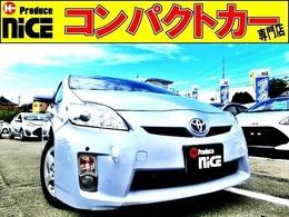 トヨタ プリウス 1.8 S コーナーセンサーETC・スマートキーフォグ