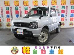 スズキ ジムニー 660 XG 4WD ターボ ABS ナビ・TV