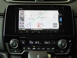 ホンダギャザズナビです。「インターナビリンク」対応ですのでリアルタイムな渋滞情報・目的地の天気情報を受信してくれます。フルセグ・DVD再生・CD録音・Bluetooth再生対応♪