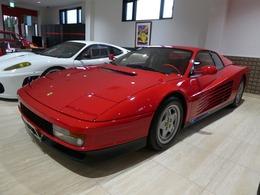 フェラーリ テスタロッサ 4.9 D車オリジナルコンディション