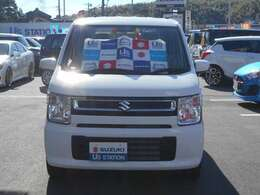 ワゴンRのベースグレードFAが入荷しました!室内広々で乗りやすいお車になっております!