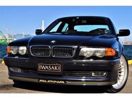 BMWアルピナ B12 -6.0リムジン正規ニコル物左H 法人禁煙屋根保管歴代オーナー徹底整備車両