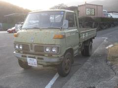 ダイハツ デルタトラック の中古車 1オーナー平ボディー2000kg 愛知県新城市 39.8万円