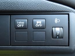 手動ライトコントロール付です。光軸下げられます