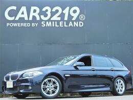 BMW 5シリーズツーリング 523i Mスポーツパッケージ Mスポ-ツ HDDナビ 純18AW クルコン POTENZA
