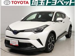 トヨタ C-HR ハイブリッド 1.8 G LED エディション ナビ Bモニター ETC ドラレコ