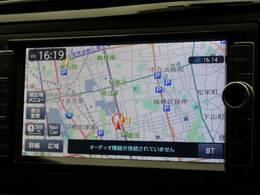 ●純正SDナビ装着車でございます!フルセグTVやBluetooth接続も可能です!